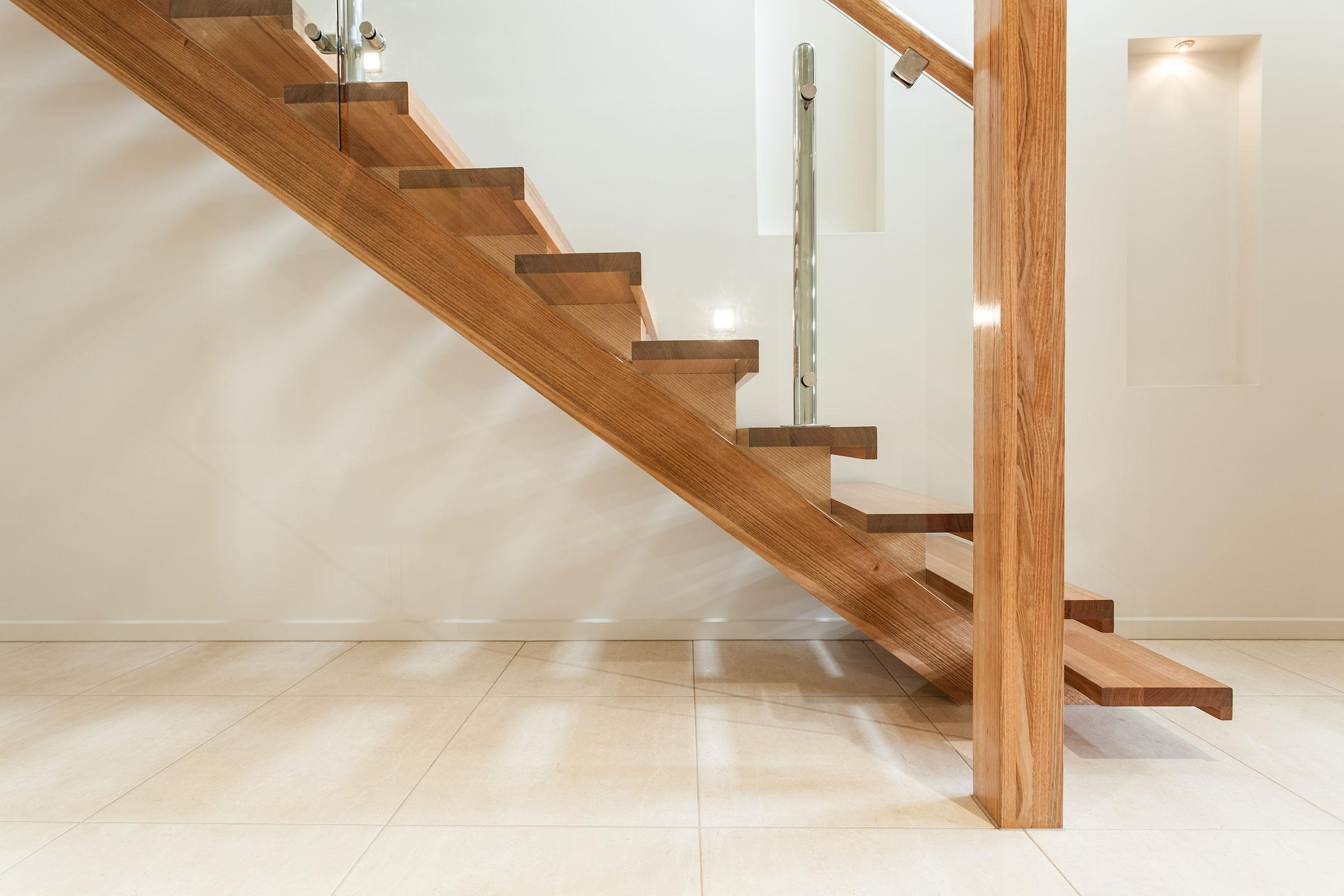 100 Stair Treads Timber Stair By Daizen Daizen Joinery